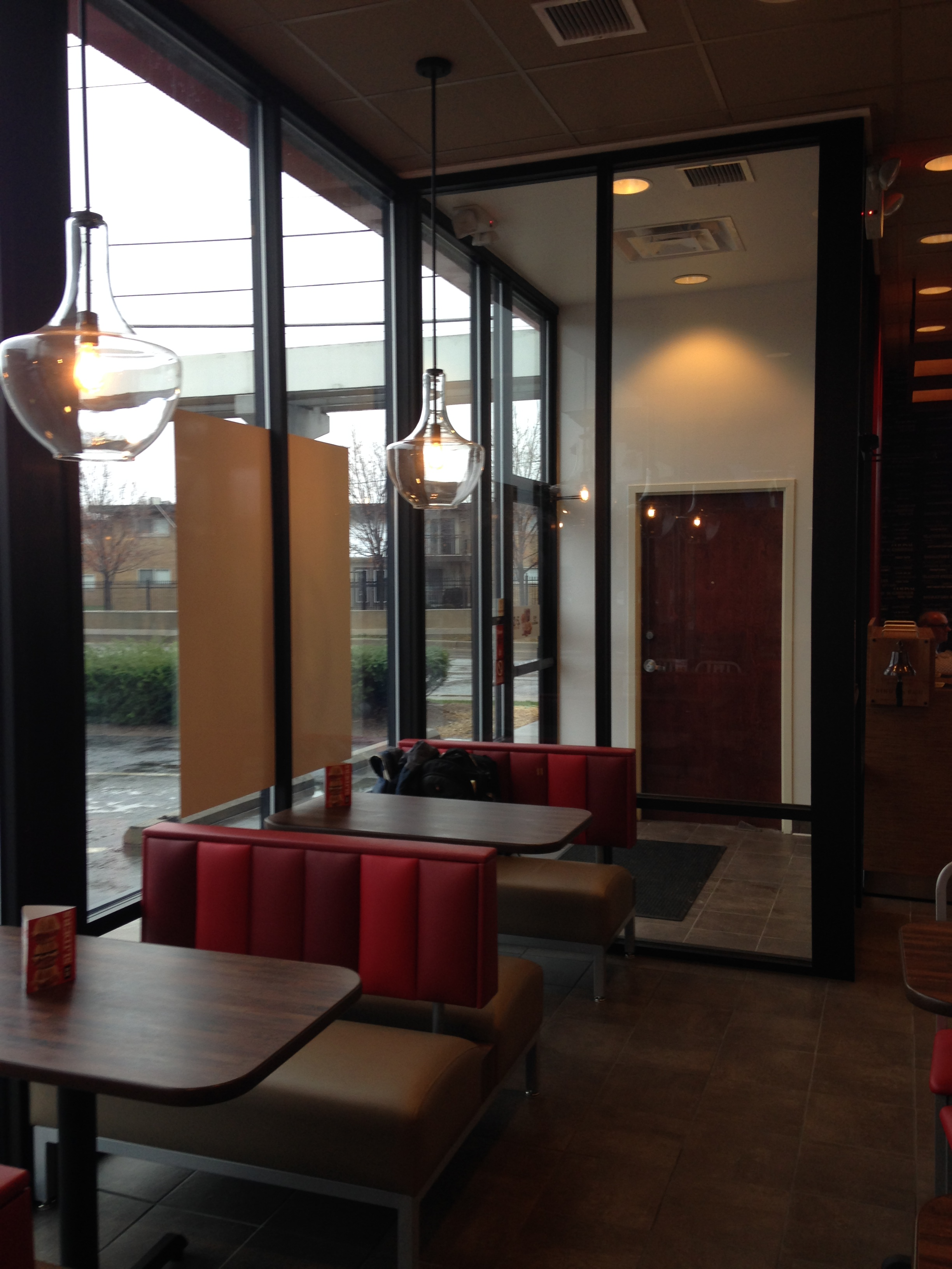 Arbys at IUPUI CPM Construction Indianapolis