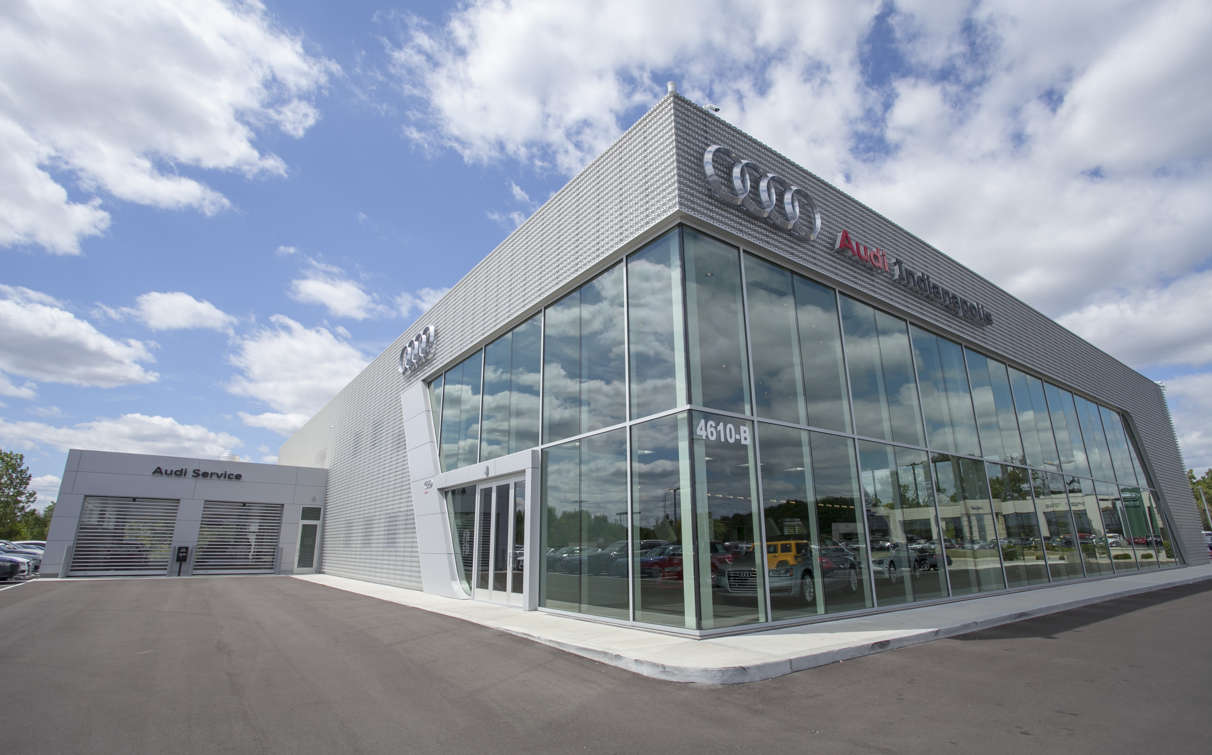 Tom Wood Audi CPM Construction Indianapolis - Tom wood audi