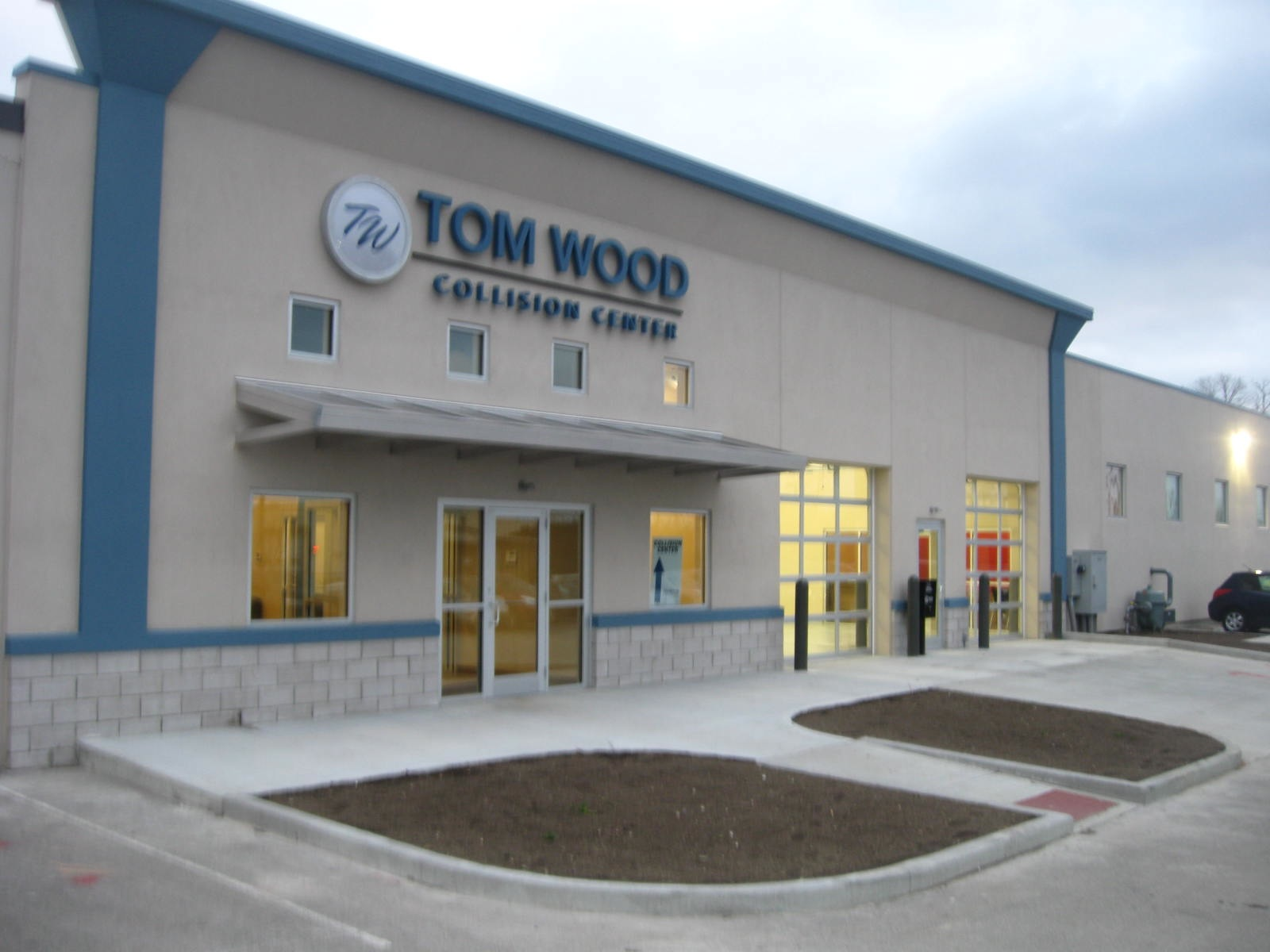 Tom Wood Collision Center Cpm Construction Indianapolis