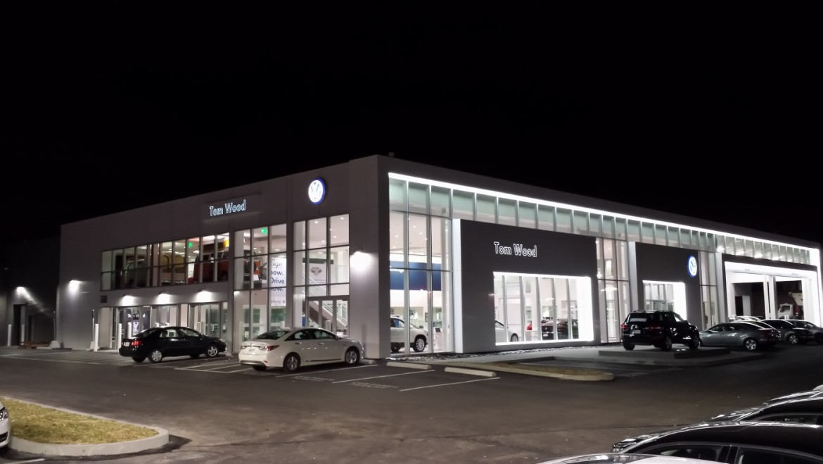 Tom Wood Volkswagen Cpm Construction Indianapolis