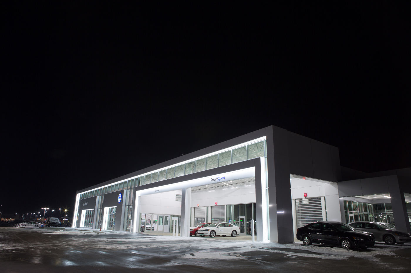 Tom Wood Volkswagen | CPM Construction – Indianapolis