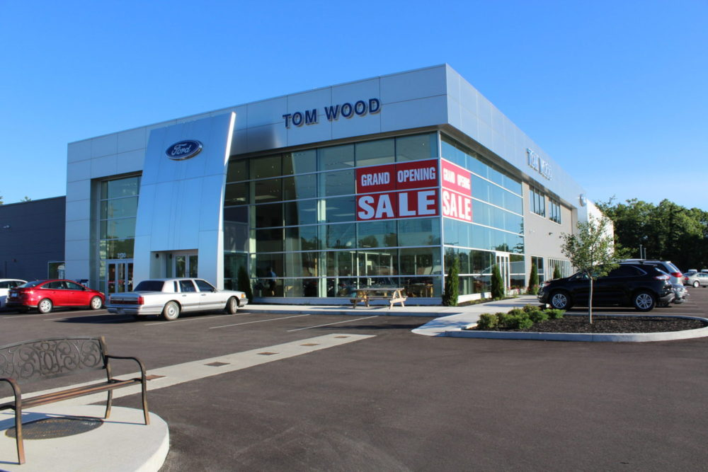 Tom Wood Ford Cpm Construction Indianapolis