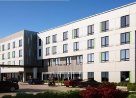 courtyard by marriott plainfield rendering